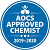 AOCS Approved Chemist